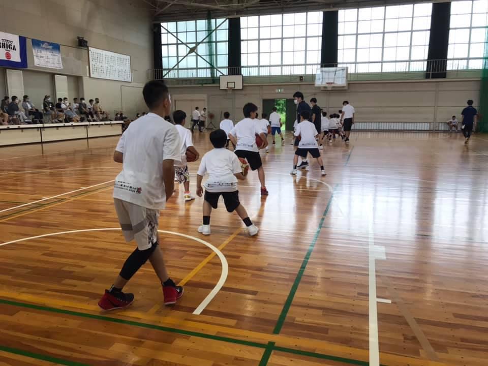 令和2年度バスケットボール競技ターゲットエイジ強化重点事業start‼