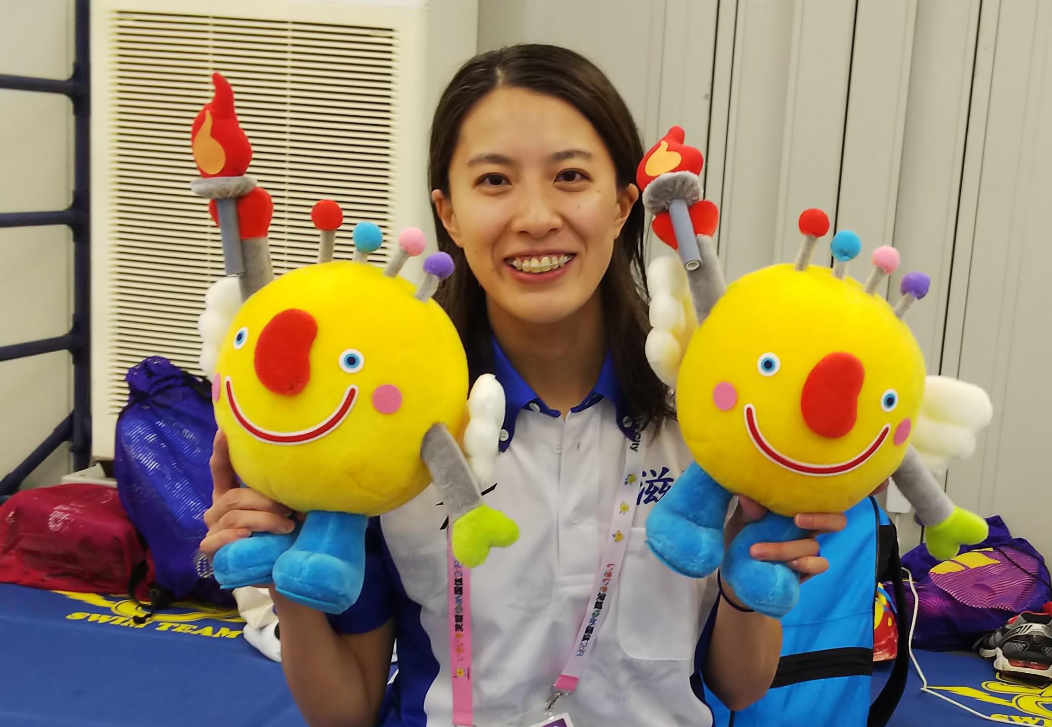 【競泳】大橋悠依選手 東京オリンピック(400m個メ)代表内定 !