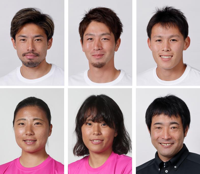 【ホッケー競技】東京2020オリンピックに滋賀県ゆかりの選手・スタッフ計6名が内定!!