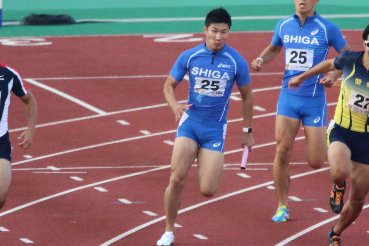 【陸上競技】東京2020オリンピック男子4×100mリレー日本代表に桐生祥秀選手が決定 !!